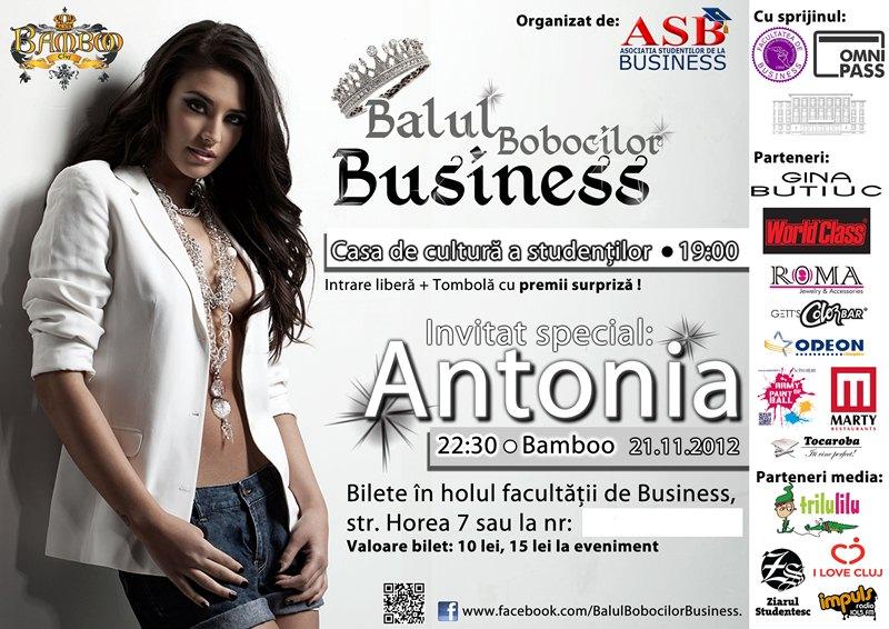 Balul Bobocilor Business @ CCS / Bamboo