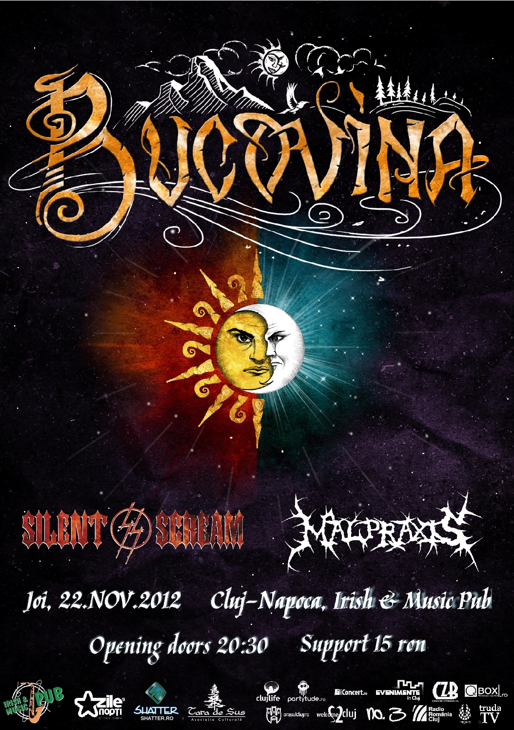 Bucovina @ Irish & Music Pub