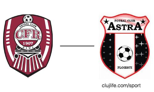CFR Cluj – Astra Ploiesti