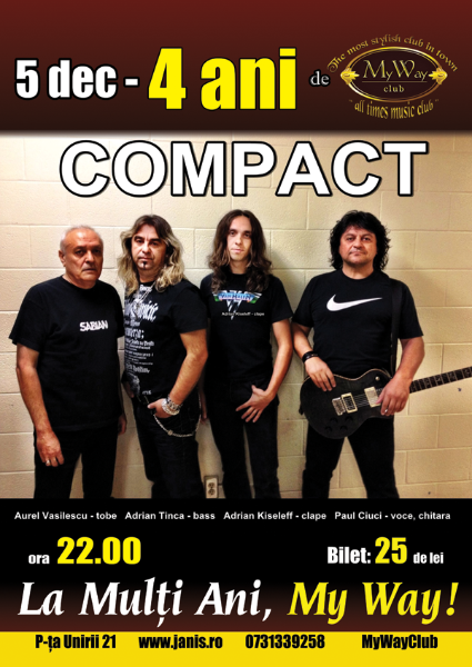 Compact @ My Way Club