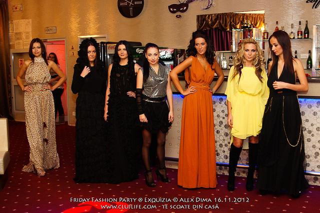 Poze: Friday Fashion Party @ Exquizia