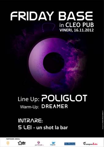 Friday Base @ Cleo Pub