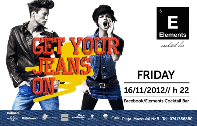 Get your jeans on!