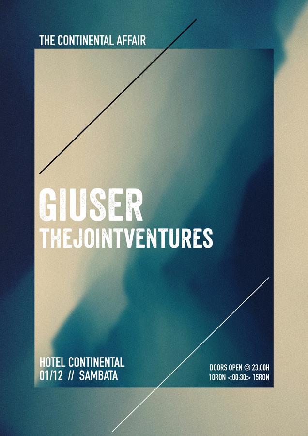 Giuser @ Hotel Continental