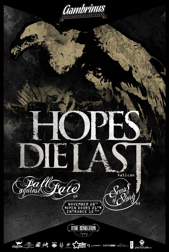 Hopes die last @ Gambrinus Pub