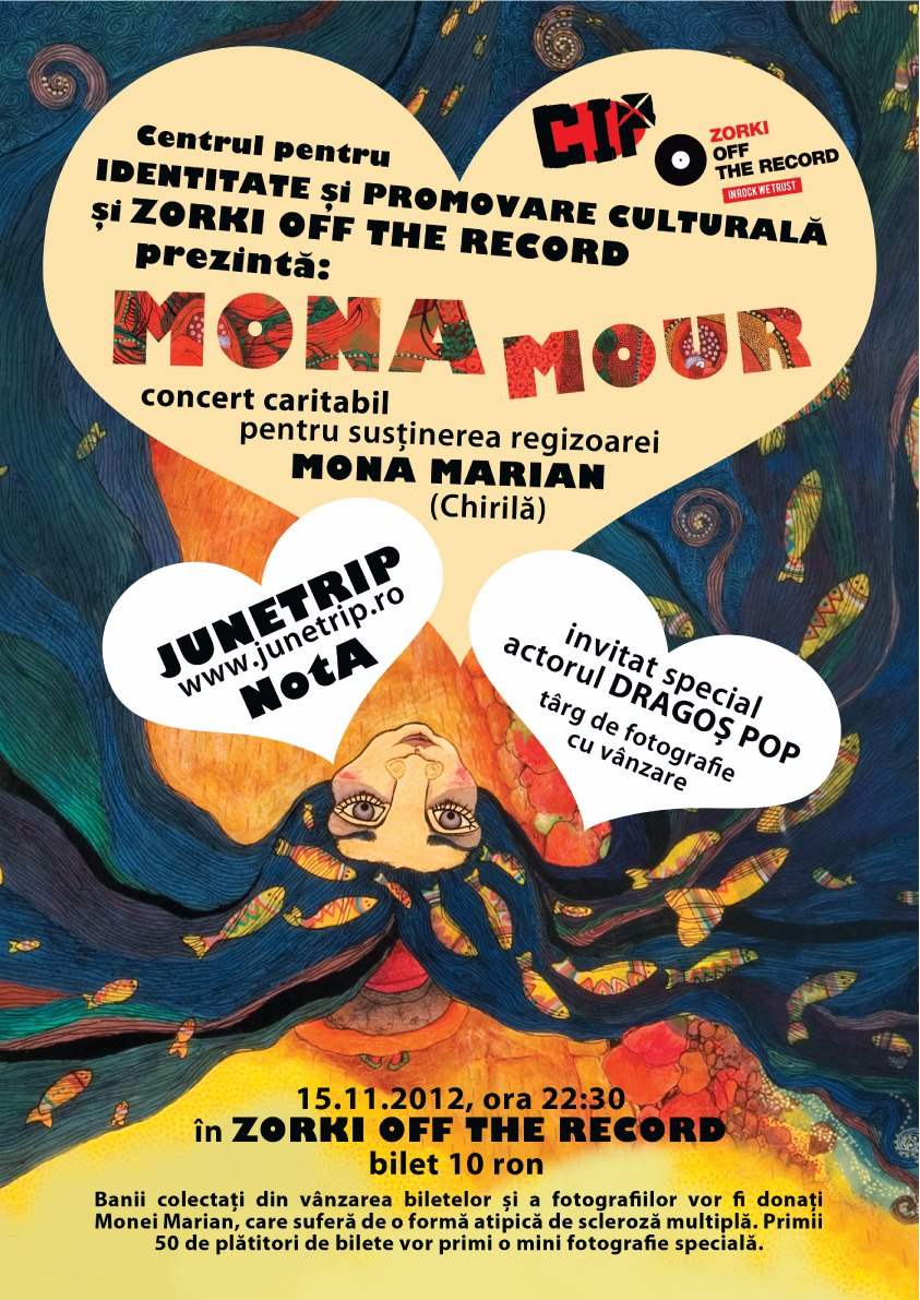 Mona Mour @ Zorki Off the Record