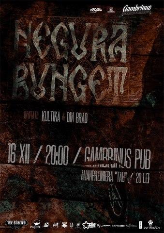 Negura Bunget @ Gambrinus Pub