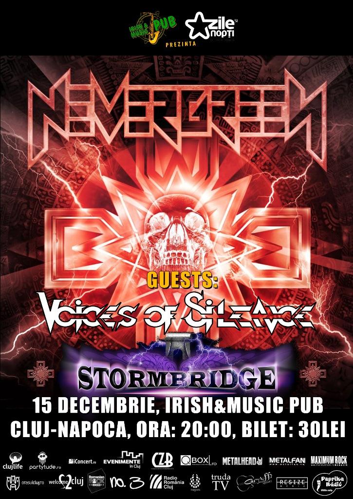 Nevergreen @ Irish & Music Pub