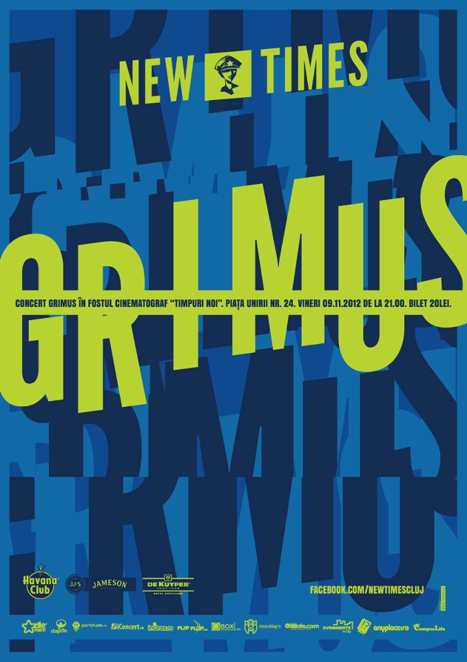 Grimus @ New Times