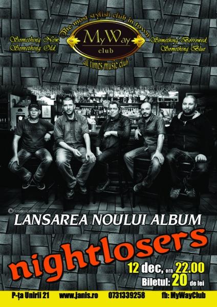 Nightlosers @ My Way Club