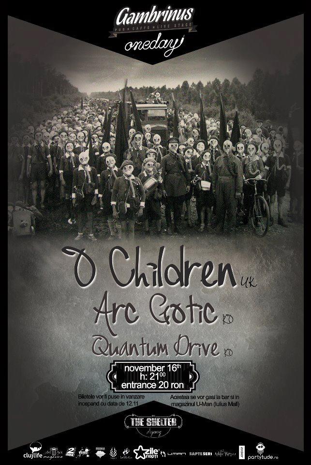 O. Children @ Gambrinus Pub