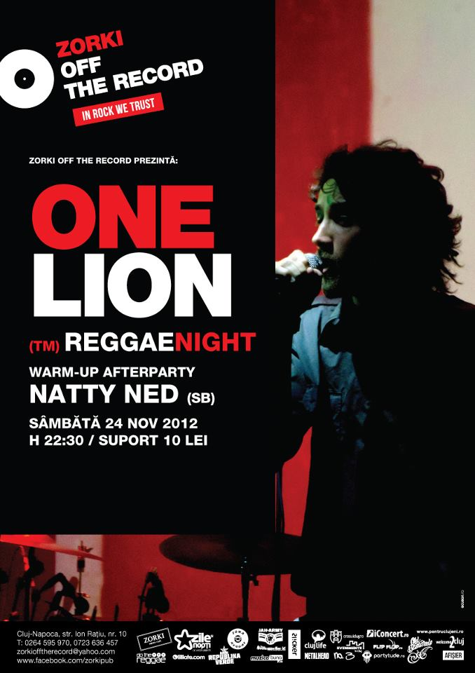 One Lion @ Zorki Off the Record