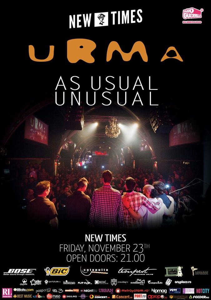 Urma @ New Times