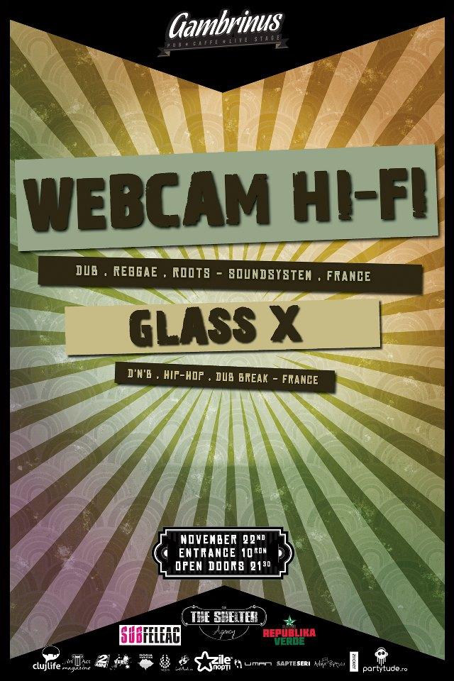 Webcam Hi-Fi @ Gambrinus Pub