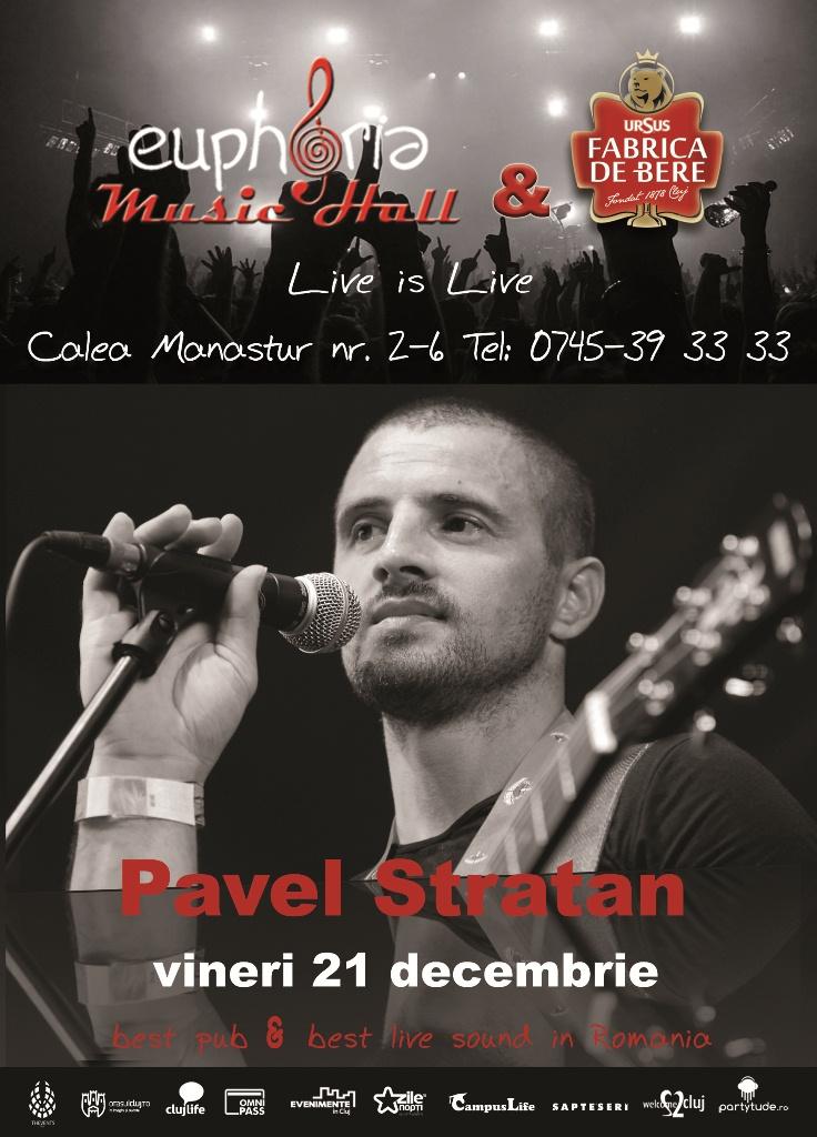 Pavel Stratan @ Euphoria Music Hall