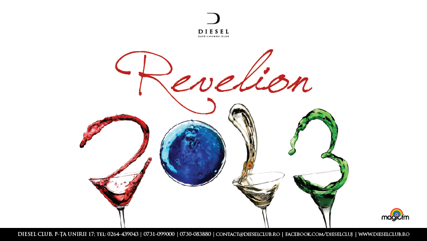 Revelion 2013 @ Club Diesel