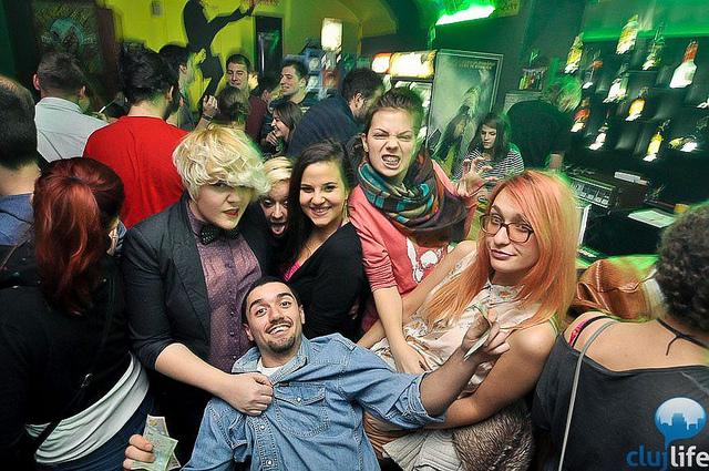 Poze: Bad Girls Need Love Too @ Flying Circus Pub