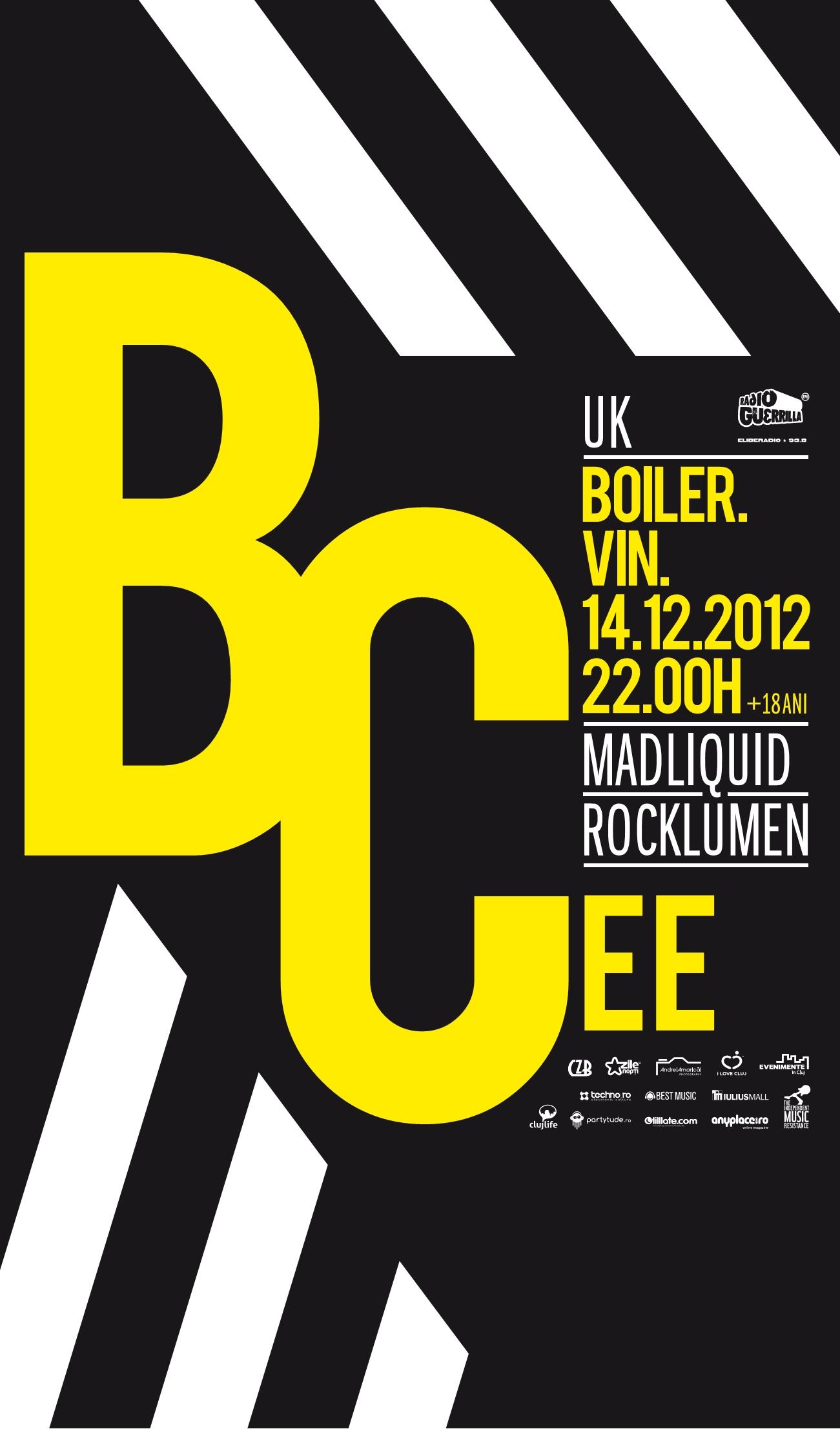 BCee @ Boiler Club
