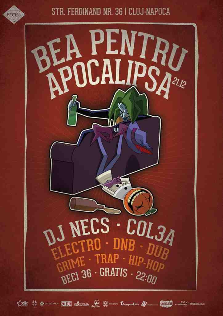 Bea pentru apocalipsa @ Beci 36