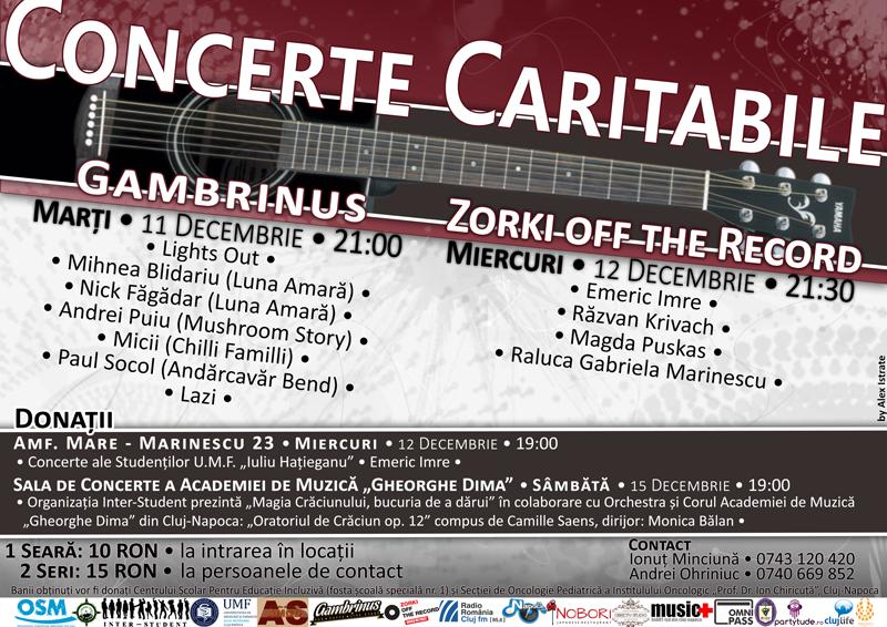 Concerte Caritabile
