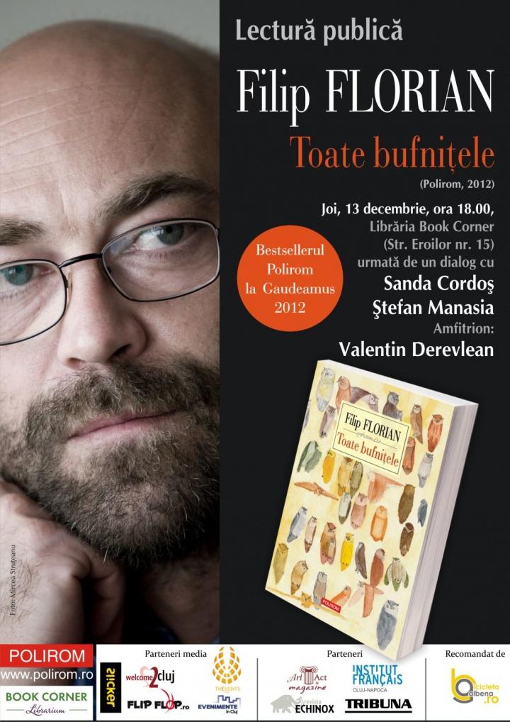 Filip Florian @ Book Corner