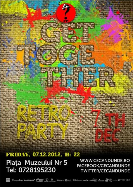 Get Together @ Ce?