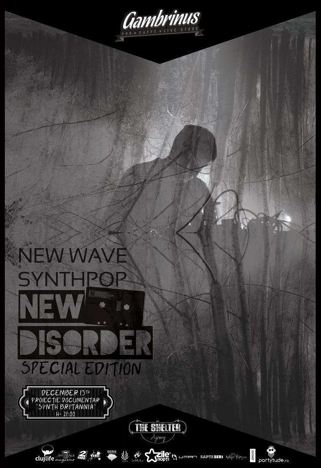 New Disorder – New Wave Synthpop Special Edition