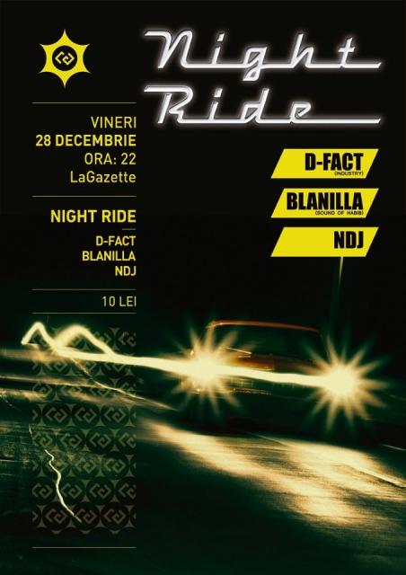 Night Ride @ La Gazette