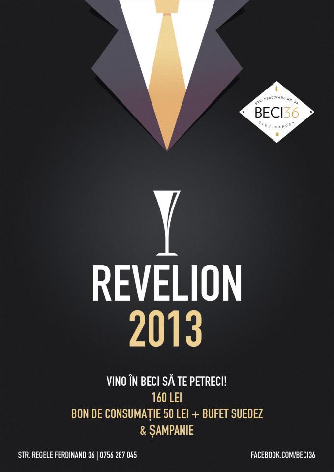 Revelion 2013 @ Beci 36