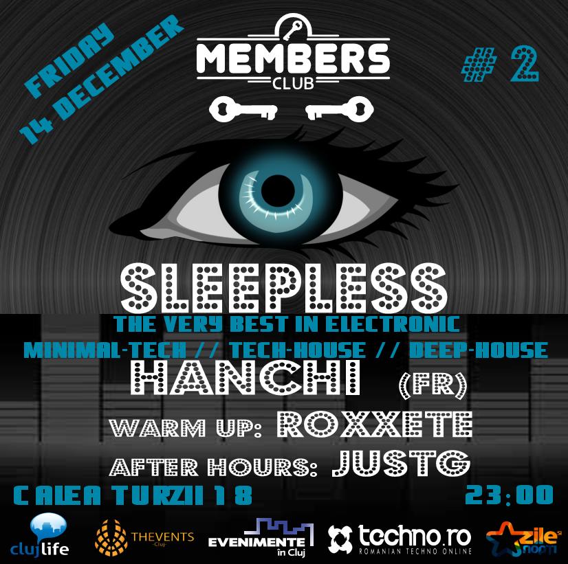 Sleepless @ Members Club