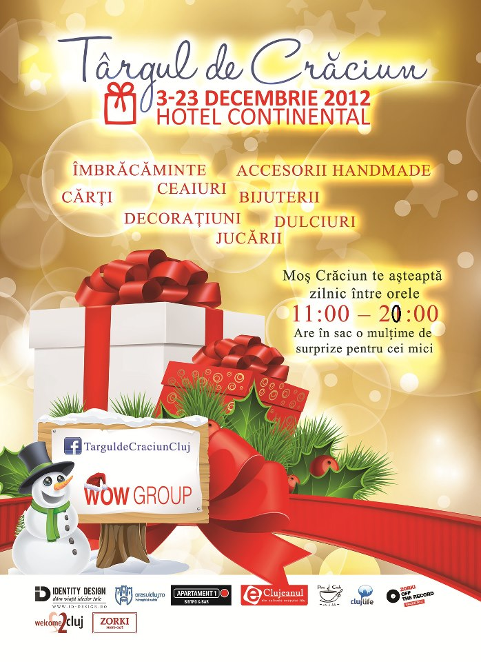Târg de Crăciun @ Hotel Continental