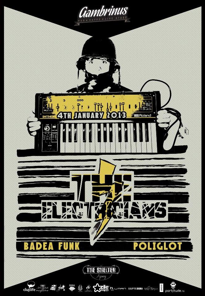 The Electricians @ Gambrinus Pub