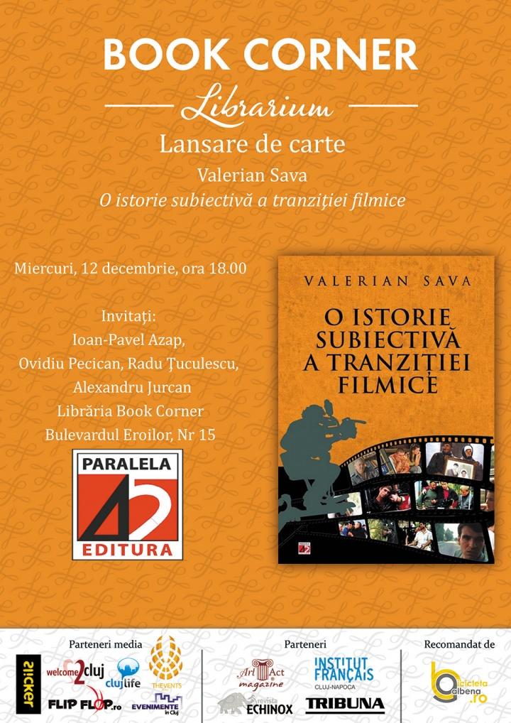 Valerian Sava @ Book Corner