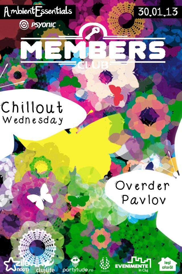 Ambient Essentials @ Members Club