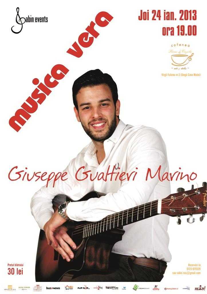 Musica Vera cu Giuseppe Gualtieri Marino