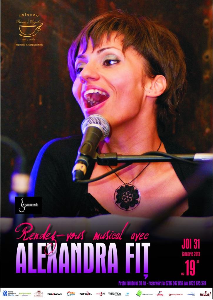 Alexandra Fiț @ Piano Cazola