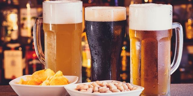 Asocierea perfecta intre bere si mancare
