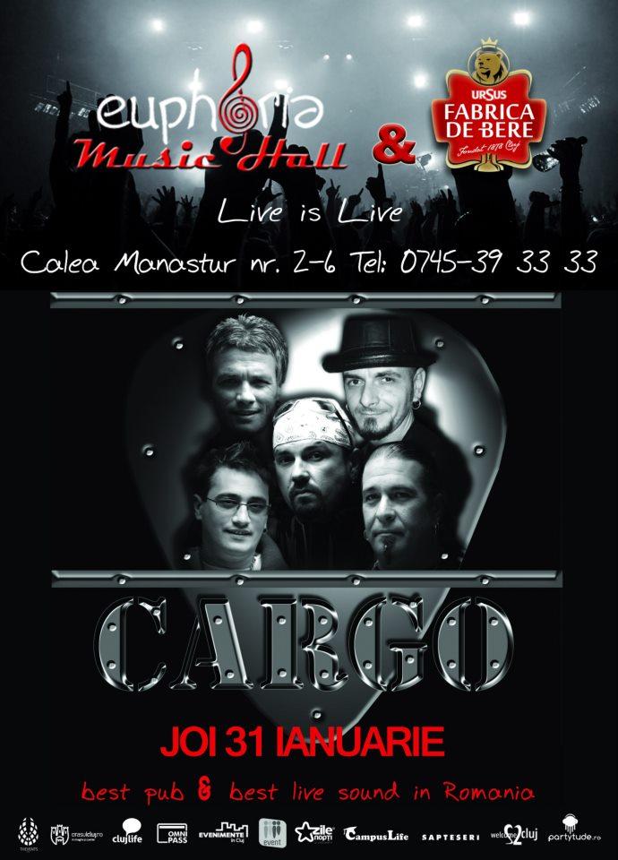 Cargo @ Euphoria Music Hall