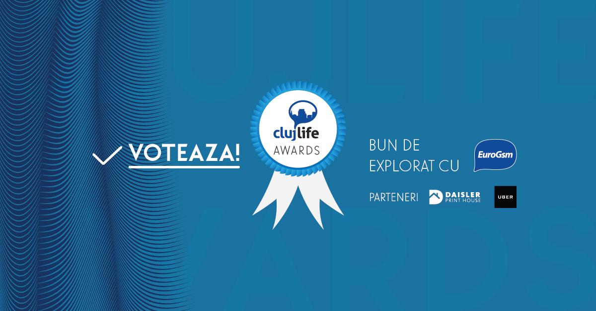 Votează la ClujLife Awards 07 – Bun de explorat cu EuroGsm