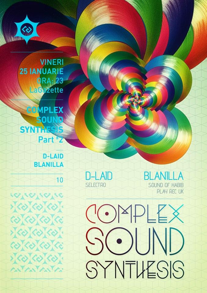 Complex Sound Synthesis @ La Gazette