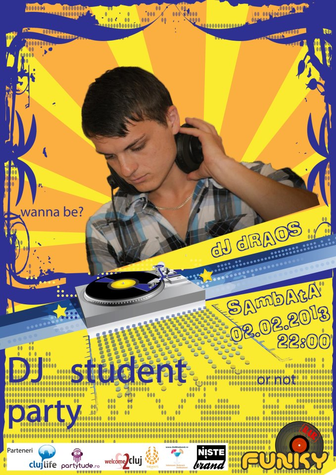 DJ Student Party @ Funky Bar