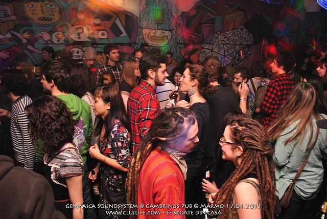 Poze: Genmaica Soundsystem @ Gambrinus Pub