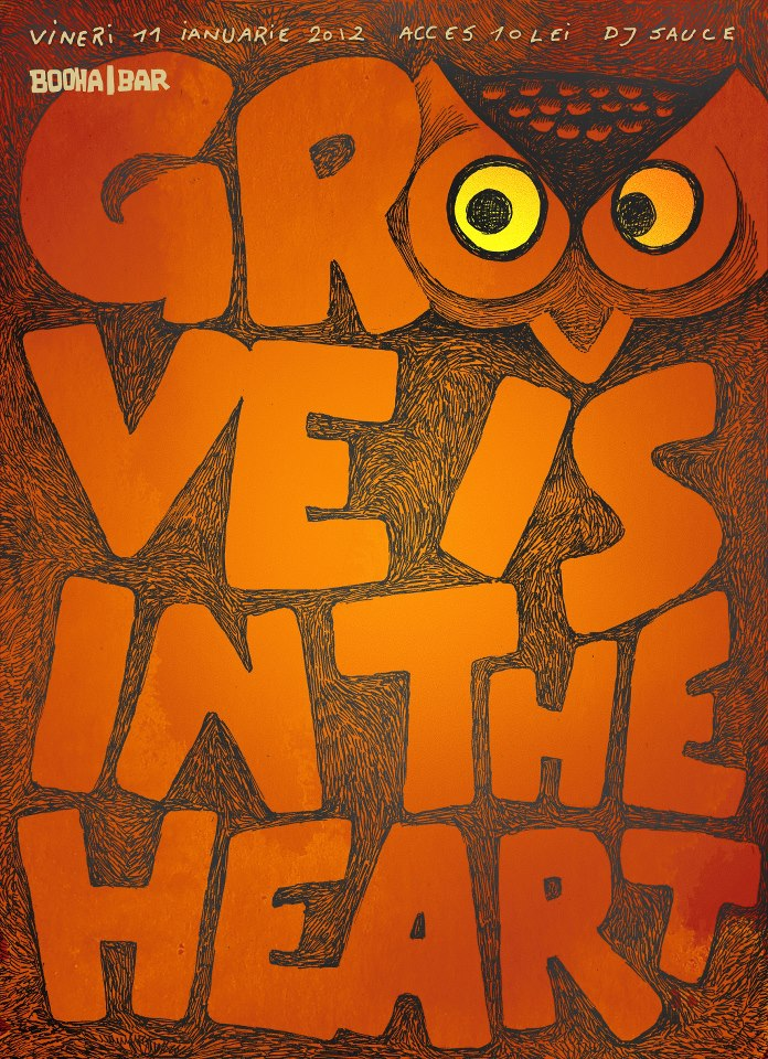 Groove is in the heart @ Booha Bar