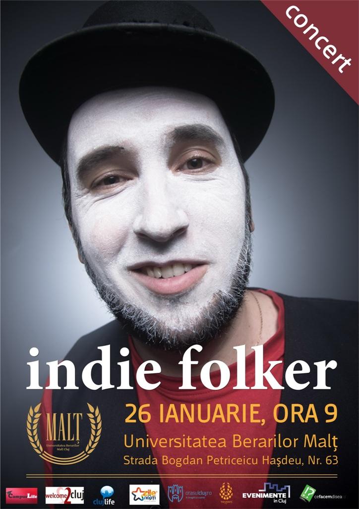 Indie Folker @ Malt