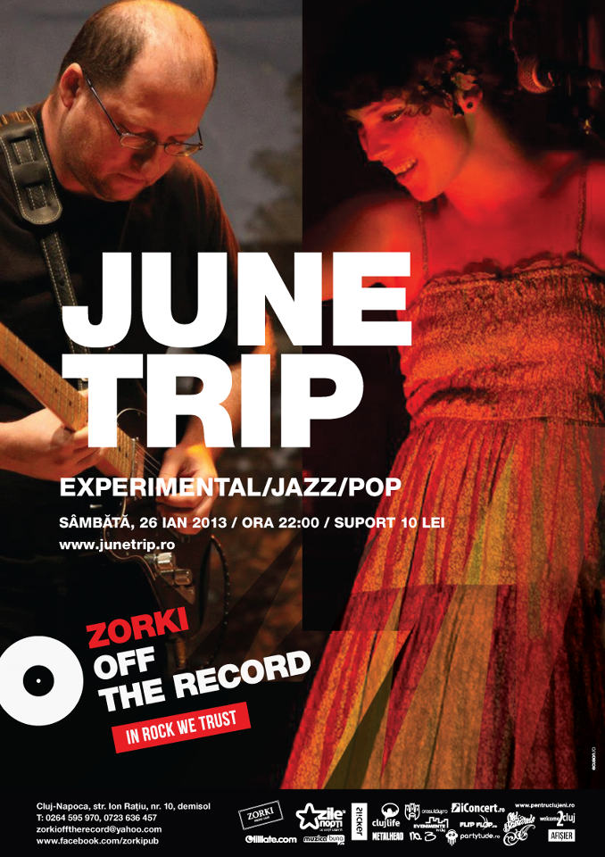 Junetrip @ Zorki Off the Record
