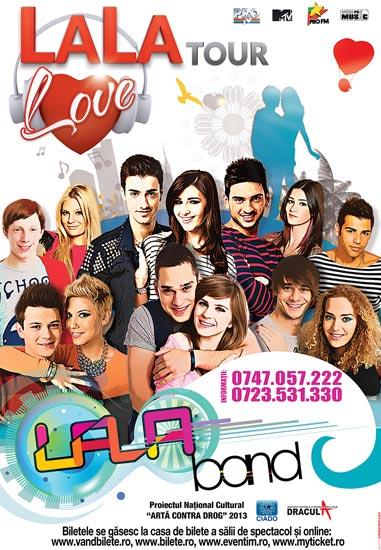 LaLa Love Tour – Iubeste LaLa!