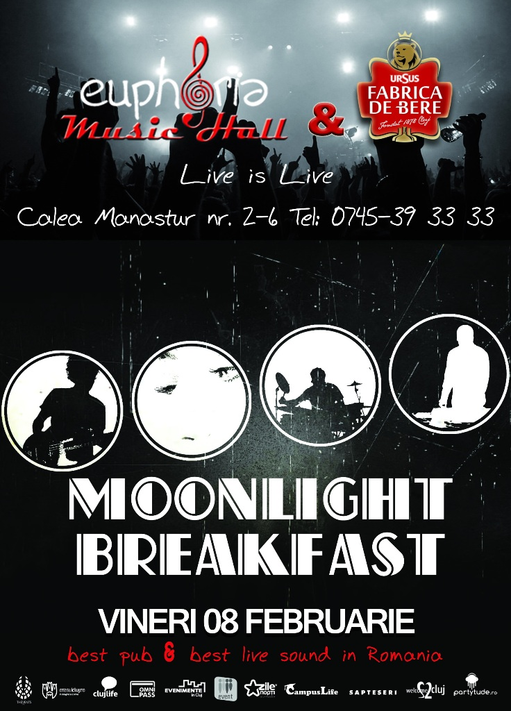 Moonlight Breakfast @ Euphoria Music Hall