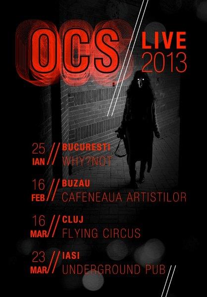 OCS @ Flying Circus Pub