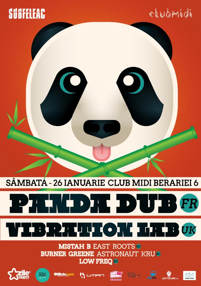 Panda Dub @ Club Midi