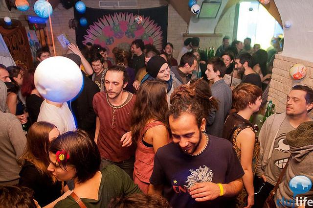 Poze: Welcome to goa party @ Paris Pub